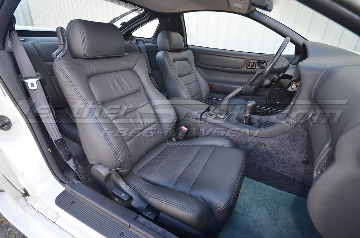 Mitsubishi 3000GT installed kit - passenger