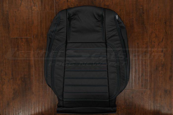 13-14 Ford Mustang Upholstery Kit - Black - Backrest