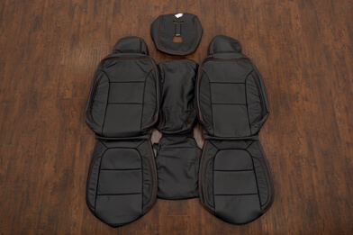 Chevrolet Silverado Leather Kit - Featured Image