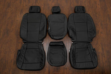 Ford F-350 Upholstery Kit - Featured Image