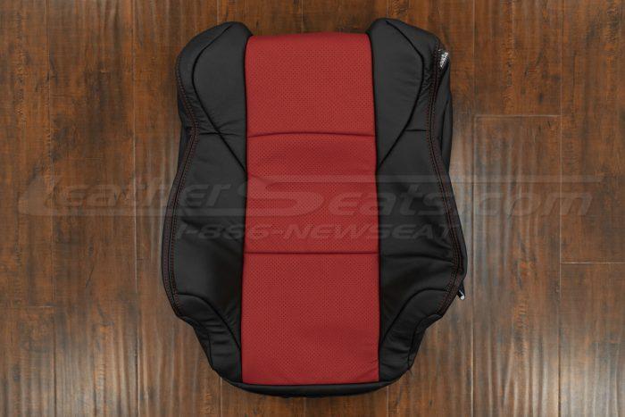 Nissan 350z front backrest upholstery