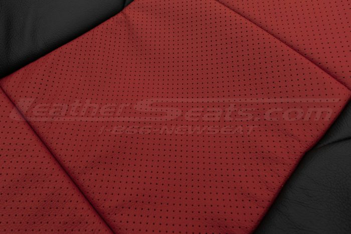 Red Perforation alternative angle