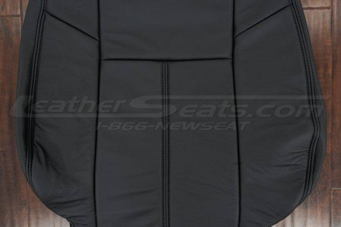 Insert section of backrest