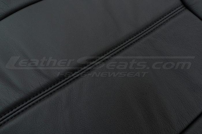 Insert leather texture