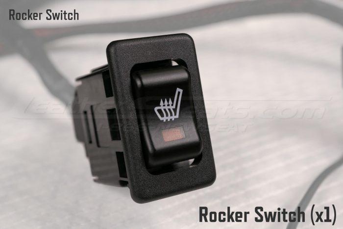 Rocker Seat Heater Switch