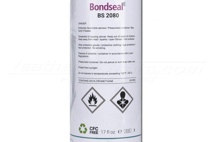 Bondseal side-can warning label
