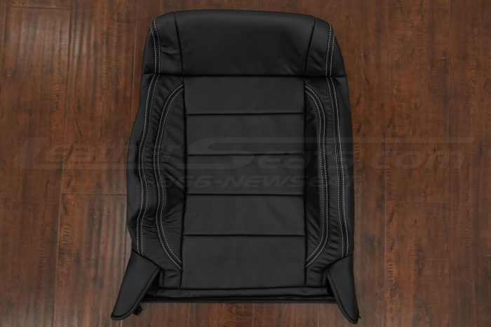 Front Jeep backrest upholstery