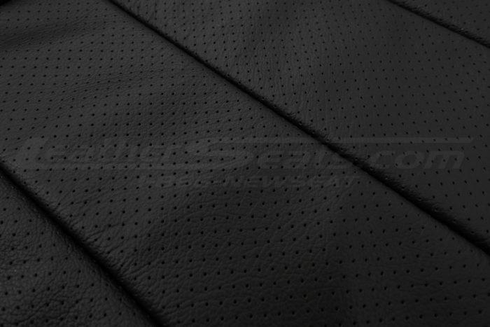 Perforation close-up